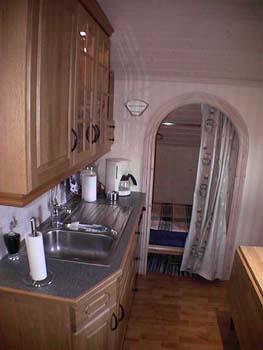 Galleri Leilighet - Stue / kitchen_mini_bedroom